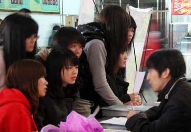 2013年柳州地区高校毕业生双向选择洽谈会