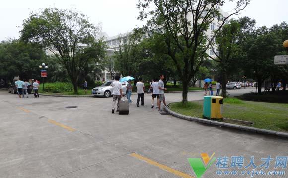 图七 桂林理工大学校园图片
