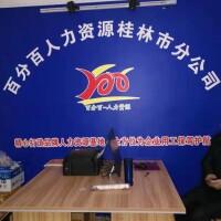 百分百人力资源桂林分公司招聘:公司标志 logo