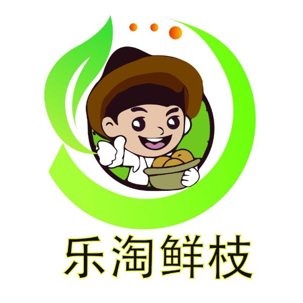 【樂淘鮮】柳州市城中區樂淘鮮枝農副產品經營部招聘:公司標志 logo