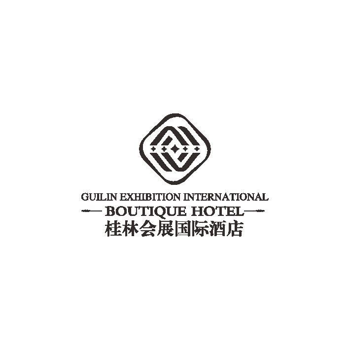 【桂林会展国际酒店】桂林博览园开发有限责任公司会展国际酒店招聘:公司标志 logo