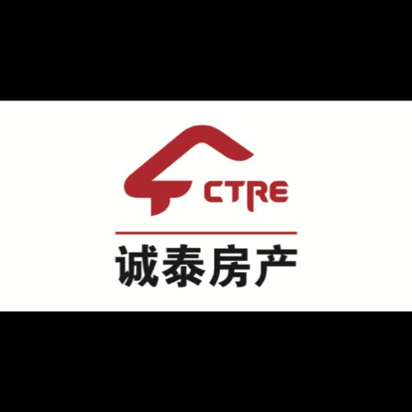 【诚泰房产】广西诚泰地产代理有限公司招聘:公司标志 logo