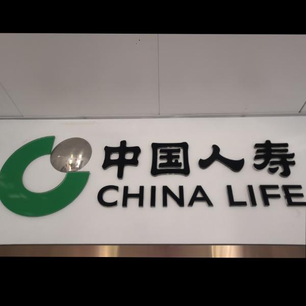 【中国人寿】中国人寿保险股份有限公司柳州分公司胜利路营销服务部招聘:公司标志 logo