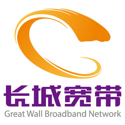 长城宽带网络服务有限公司桂林分公司招聘:公司标志 logo